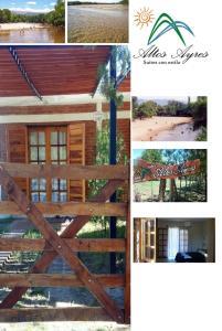 Altos de las Praderitas, Chaty v prírode  Mina Clavero - big - 11