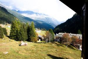 Mansarda in centro a Chiareggio - AbcAlberghi.com