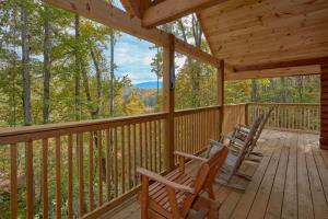 Tranquility Den 210 - Two Bedroom Cabin - Townsend