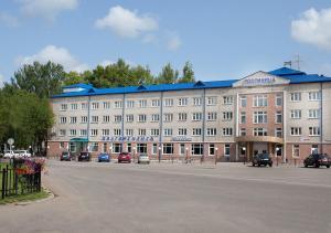 Hotel Volgorechensk - Gustomesovo