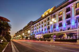 Hôtel Le Royal Promenade des Anglais, Hotel  Nice - big - 64