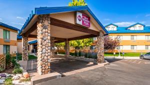 BEST WESTERN PLUS Eagle Lodge&Suites - Hotel - Eagle