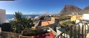 Apartamento La Abisinia vista mar y al valle en Valle Gran R, Valle Gran Rey - La Gomera