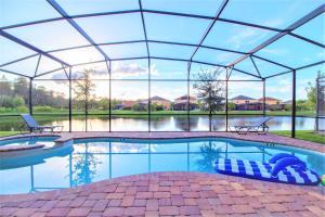 ACO PREMIUM - 8 Bd with Private Pool and Spa (1727), Ferienhäuser  Kissimmee - big - 69