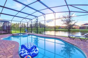 ACO PREMIUM - 8 Bd with Private Pool and Spa (1727), Ferienhäuser  Kissimmee - big - 70