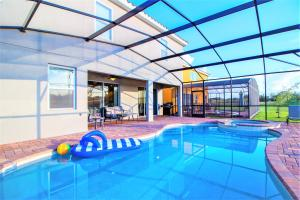 ACO PREMIUM - 8 Bd with Private Pool and Spa (1727), Ferienhäuser  Kissimmee - big - 71