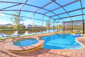 ACO PREMIUM - 8 Bd with Private Pool and Spa (1727), Prázdninové domy  Kissimmee - big - 73