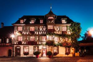 Hôtel des Deux Clefs - Katzenthal