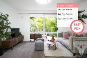obrázek - Urban Jungle Oasis|Brand New Townhouse|Mins to CBD