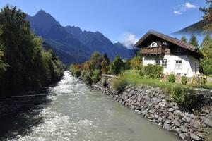 Chata Rosis Cottage Lienz Rakousko