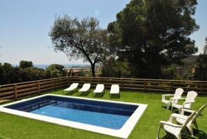 obrázek - Sant Genis de Palafolls Villa Sleeps 7 Pool