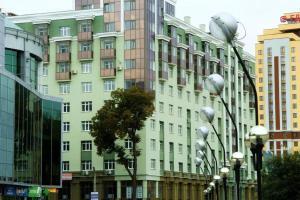 Apartment on Maloye Shosse 3 - Borki