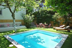 Pedralbes Villa Sleeps 12 Pool Air Con WiFi - San Justo Desvern