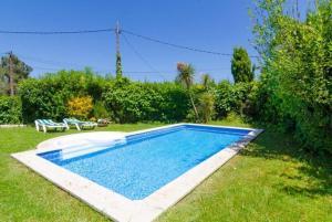 Montbarbat Villa Sleeps 6 Pool WiFi, Vily  Mont Barbat - big - 4