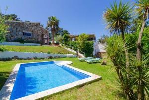 Montbarbat Villa Sleeps 6 Pool WiFi, Vily  Mont Barbat - big - 28