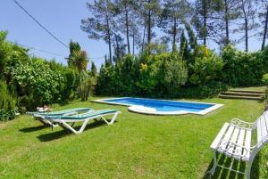 Montbarbat Villa Sleeps 6 Pool WiFi, Vily  Mont Barbat - big - 33