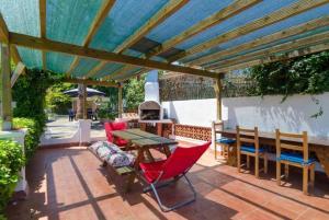Montbarbat Villa Sleeps 6 Pool WiFi, Vily  Mont Barbat - big - 25
