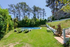 Montbarbat Villa Sleeps 6 Pool WiFi, Vily  Mont Barbat - big - 7