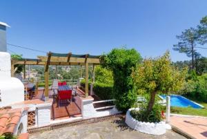 Montbarbat Villa Sleeps 6 Pool WiFi, Vily  Mont Barbat - big - 21