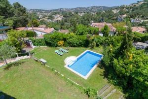 Montbarbat Villa Sleeps 6 Pool WiFi, Vily  Mont Barbat - big - 22