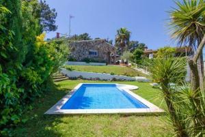 Montbarbat Villa Sleeps 6 Pool WiFi, Vily  Mont Barbat - big - 24