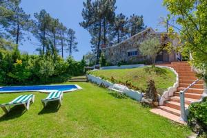 Montbarbat Villa Sleeps 6 Pool WiFi, Vily  Mont Barbat - big - 14