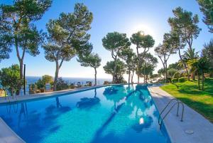 Llafranc Villa Sleeps 8 Pool WiFi, Vily  Llafranc - big - 1