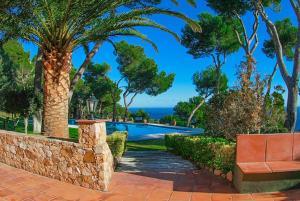 Llafranc Villa Sleeps 8 Pool WiFi, Vily  Llafranc - big - 33