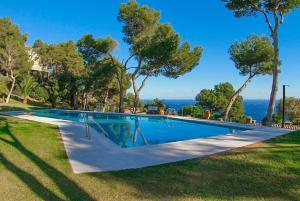 Llafranc Villa Sleeps 8 Pool WiFi, Vily  Llafranc - big - 13