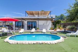 Vallcanera Villa Sleeps 8 Pool WiFi - Vilobí d'Onyar