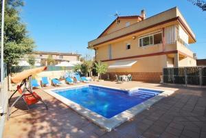 El Llac del Cigne Villa Sleeps 8 Pool Air Con WiFi - Vilobí d'Onyar