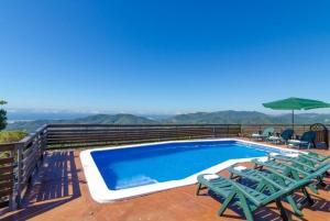 obrázek - Sant Genis de Palafolls Villa Sleeps 10 Pool WiFi