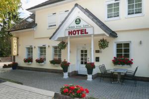 Hotel Musa's Grüne Tanne, Penzióny  Hamburg - big - 23