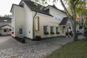 Hotel Musa's Grüne Tanne, Penzióny  Hamburg - big - 22