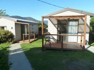 Hobart Cabins & Cottages, Penziony  Hobart - big - 41