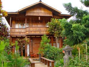 Jambuluwuk Resort Ciawi, Üdülőtelepek  Bogor - big - 25