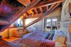 Courchevel Chalet Sleeps 10 Pool WiFi - Hotel - Courchevel
