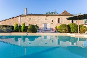 Saint-Pierre-d'Eyraud Villa Sleeps 8 Pool WiFi - Saint-Avit-du-Moiron