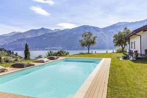 Bellagio Villa Sleeps 7 Pool Air Con WiFi - AbcAlberghi.com