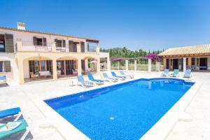 Calonge Villa Sleeps 12 Pool Air Con WiFi - Calonge