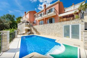 Zaton Doli Villa Sleeps 6 Pool Air Con WiFi