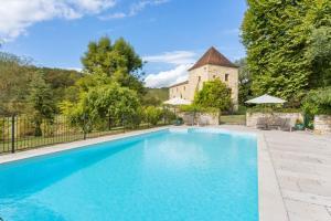 Saint-Denis-Catus Villa Sleeps 12 Pool WiFi - Catus