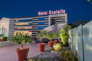 Castello Hotel Achaia Greece