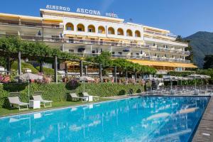 Hotel Ascona - Ronco sopra Ascona