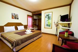 Samui Beach Resort, Resorts  Lamai - big - 23