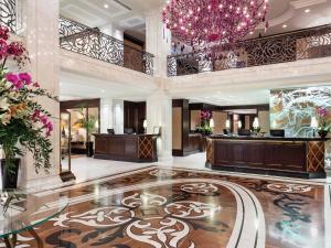 Hotel Baltschug Kempinski Moscow (4 of 142)