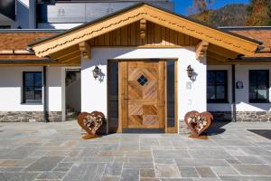 Pension Tannenhof, Bed and Breakfasts  Leogang - big - 43