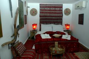 Double Room Riad Lahboul