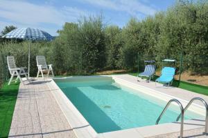 Monteoliveto Apartment Sleeps 2 Pool - AbcAlberghi.com