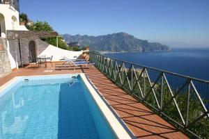Conca dei Marini Villa Sleeps 8 Pool Air Con WiFi - AbcAlberghi.com